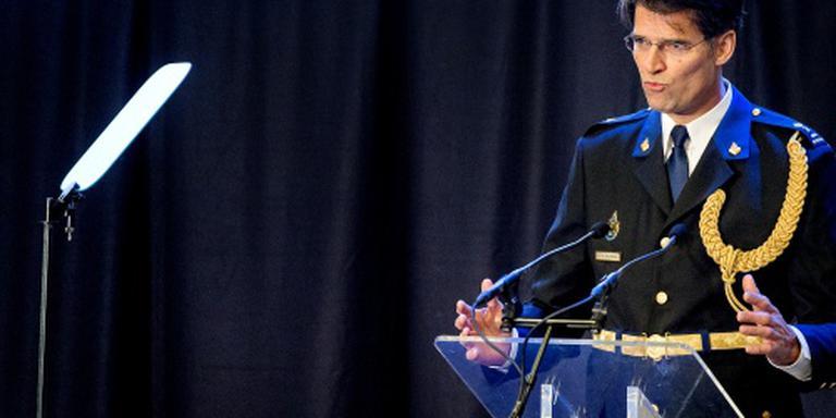 Nieuwe korpschef hekelt 'onderfinanciering'
