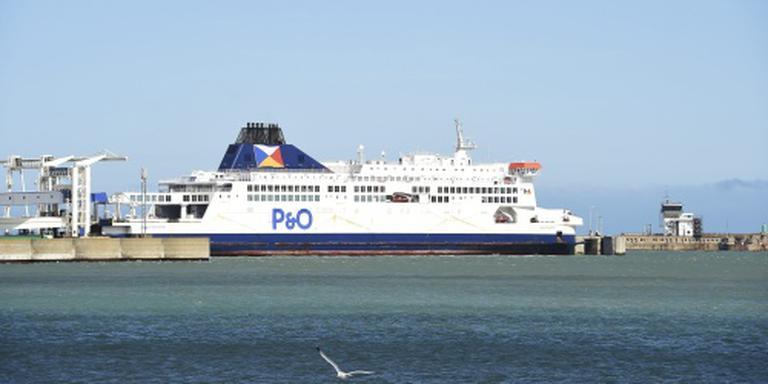 Fileleed voor veerboten Dover duurt voort