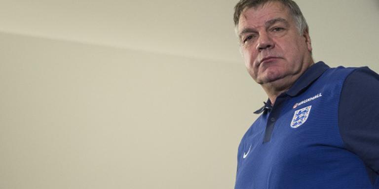 Engelse bond onderzoekt bondscoach Allardyce