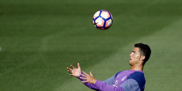 Ronaldo beste speler op Europese velden