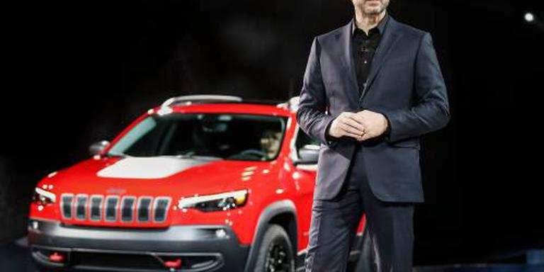 Nieuwe topman Fiat Chrysler