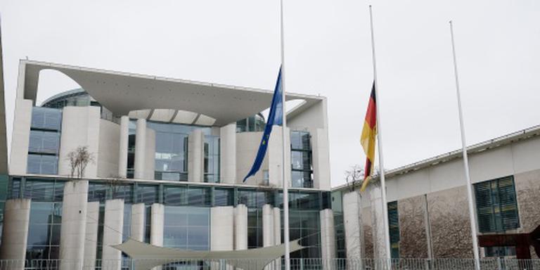 Crisisberaad in kanselarij Berlijn
