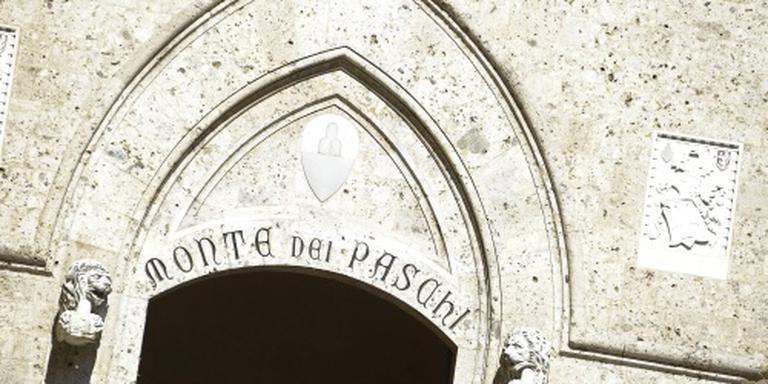Monte dei Paschi zwaar onderuit in stresstest