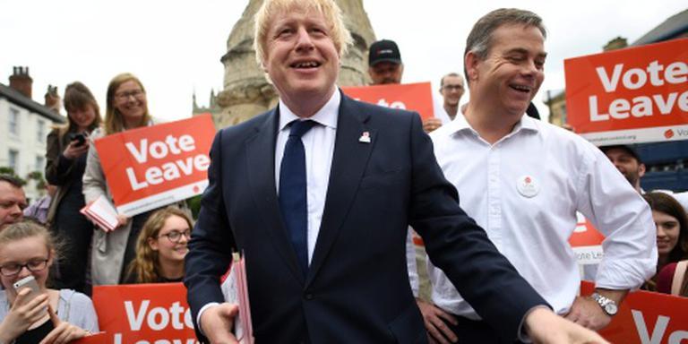 Voorstanders Brits vertrek winnen