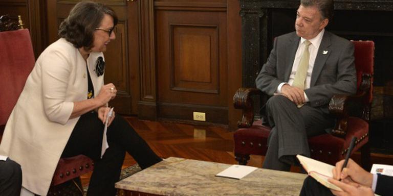 '20 juli akkoord tussen Colombia en FARC'
