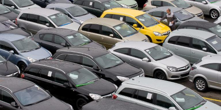 Europese autobranche rekent op lagere groei