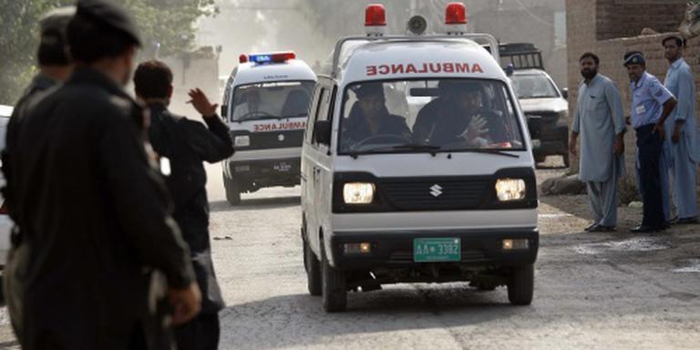 Doden door explosie overheidskantoor Pakistan