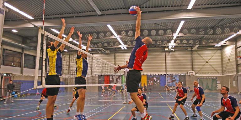 Het Friese volleybal zoekt nieuwe helden