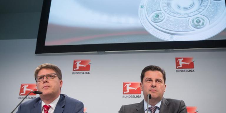 Miljardenbedrag voor tv-rechten Bundesliga