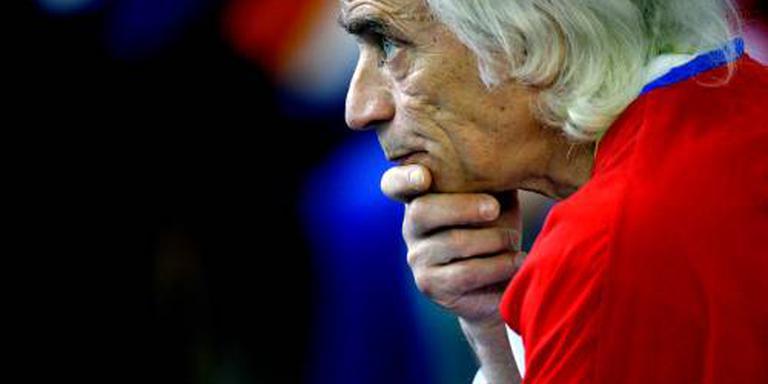 Turncoach Boris Orlov overleden