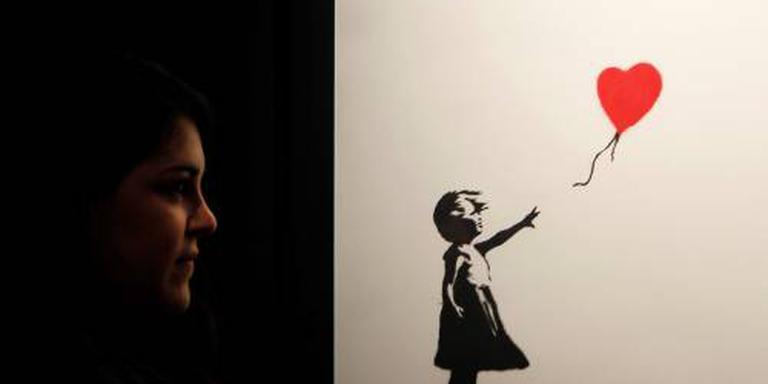 Versnipperde Banksy in Duits museum