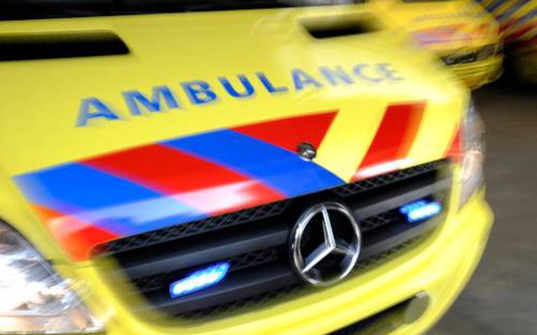 Automobilist ongeluk A7 Heerenveen overleden.