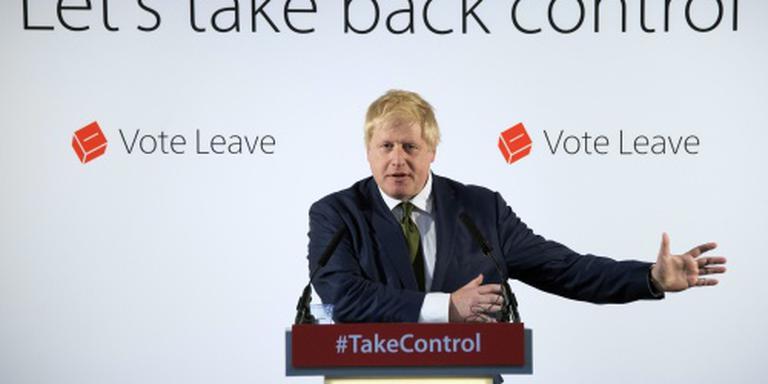 Juncker: Boris Johnson heeft EU-les nodig