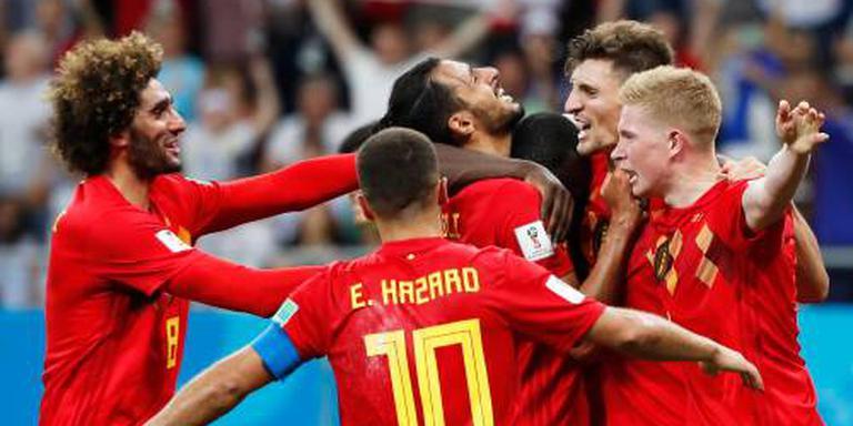 Martínez: België mag trots zijn op deze groep