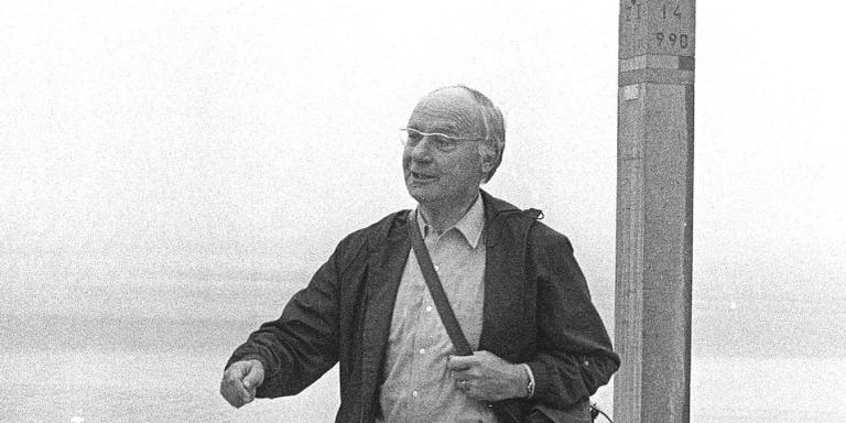 Anne Vondeling vond vlak voor zijn dood in dichteres Tjits Peanstra de liefde van zijn leven.