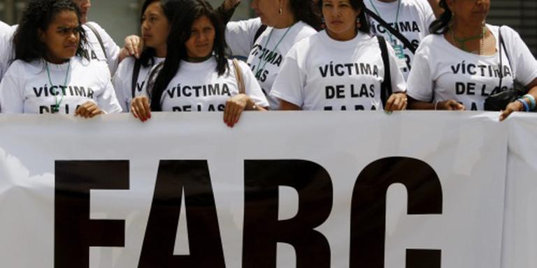 Rebellen FARC vrijgelaten