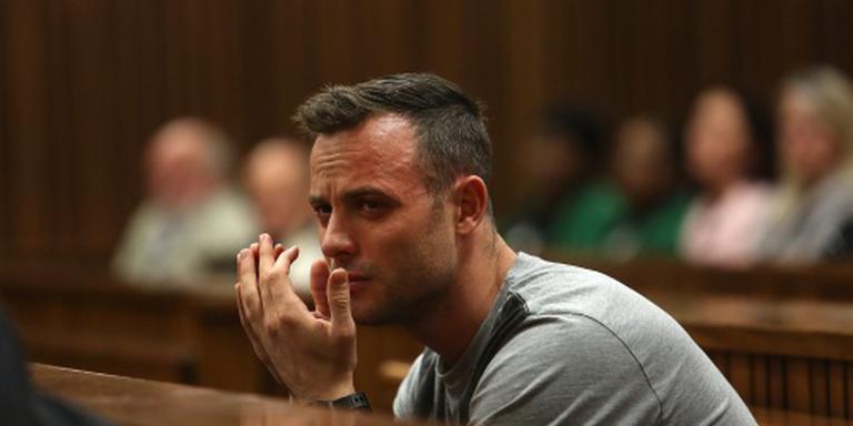 Strafmaat Pistorius woensdagochtend bekend