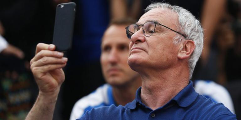 Ranieri verlengt bij Leicester City