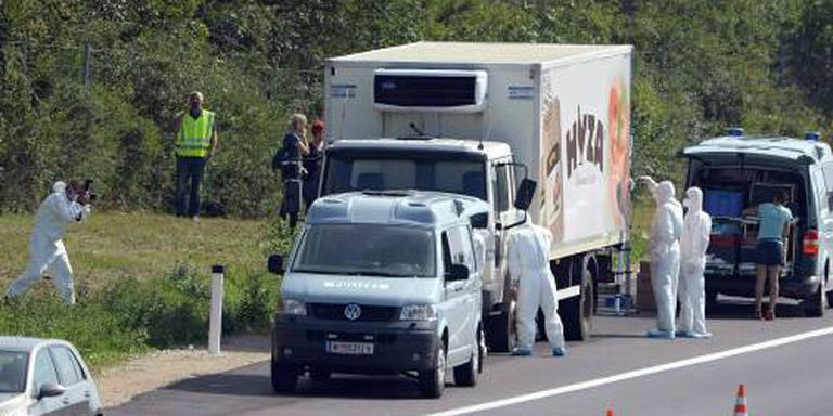 25 jaar cel voor dood 71 migranten