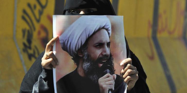 'Al-Nimr schuwde alle geweld'