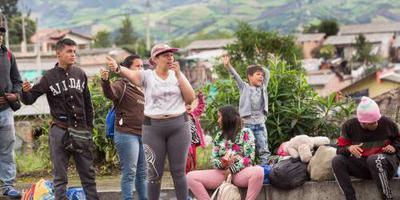 3,4 miljoen Venezolanen gevlucht