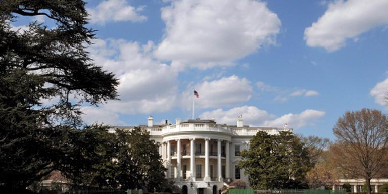 'Verdacht pakket in tuin Witte Huis'