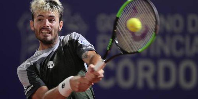 Argentijnse tennisser verrast in Córdoba