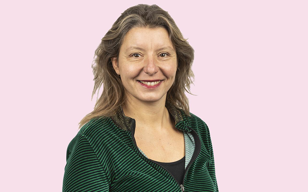 Kirsten van Santen.