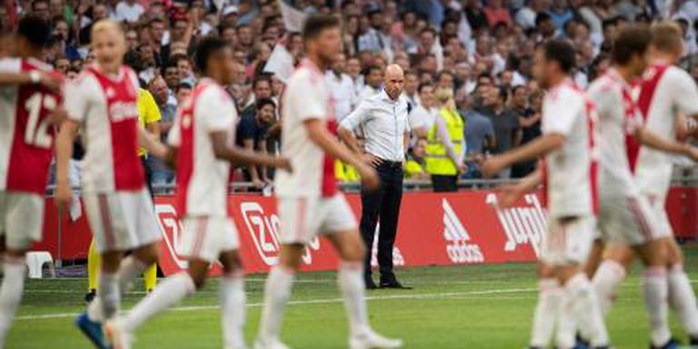 Ten Hag hoopt dat Ziyech bij Ajax blijft