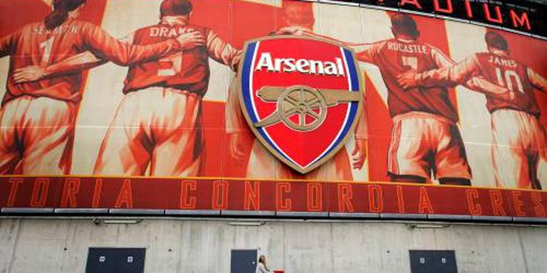 Arsenal haalt jonge Franse middenvelder