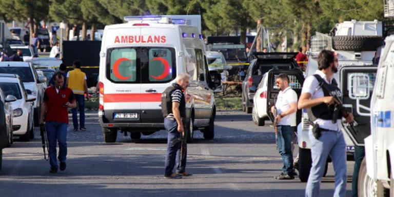 Doden bij explosie in zuidoosten Turkije