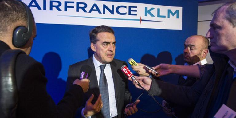 'Geen vluchten KLM over naar Air France'