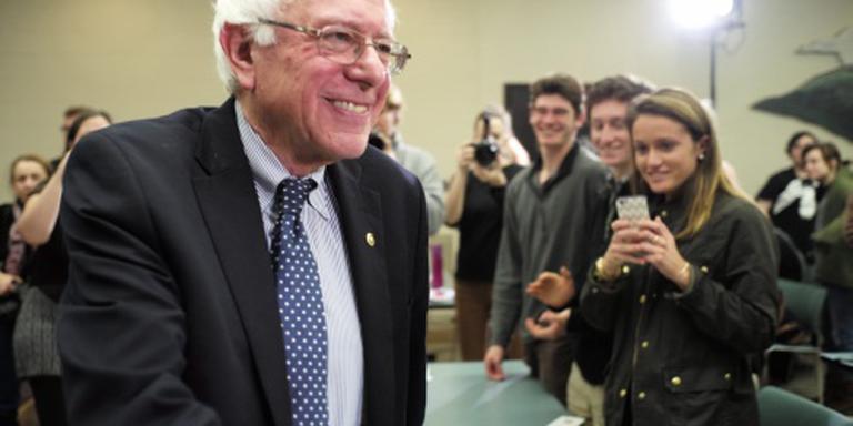 Sanders door het stof na computerrel