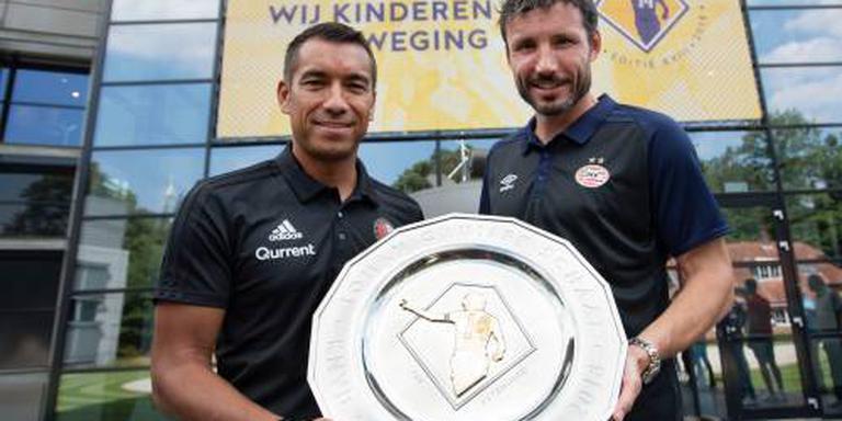 PSV en Feyenoord willen Johan Cruijff Schaal