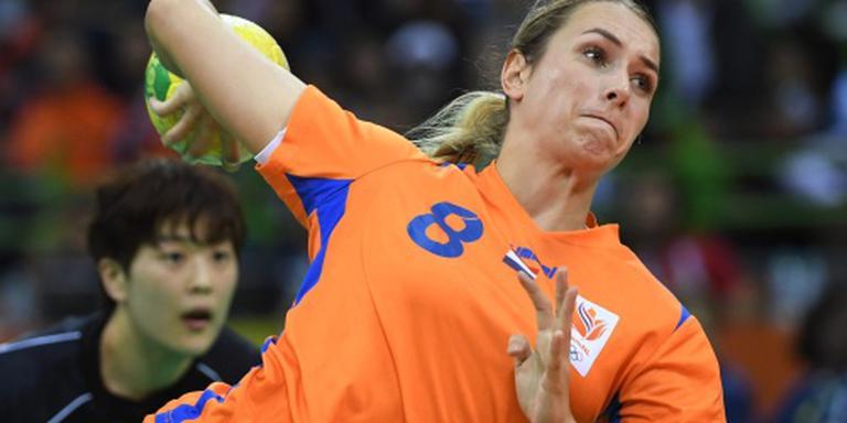 Handbalsters laten overwinning liggen in Rio