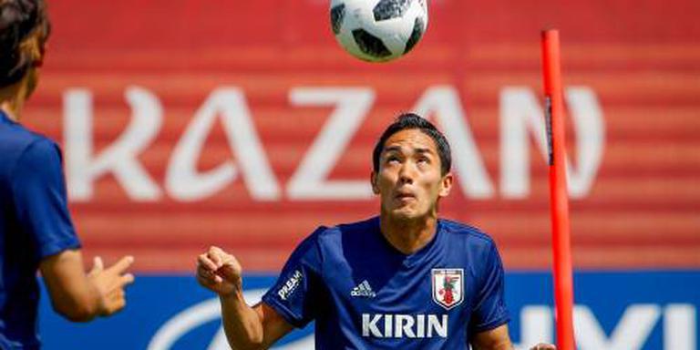 Japanner Muto vijfde nieuweling voor Newcastle
