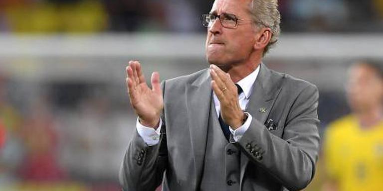 IJsland gaat weer voor Zweedse bondscoach