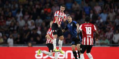 Jongelingen leiden PSV na rust langs Limassol