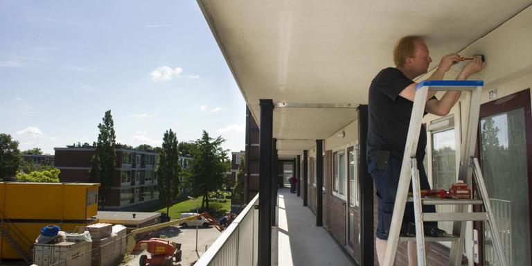 Bewoners terug naar veilige flat in Leeuwarden - Archief - LC.nl