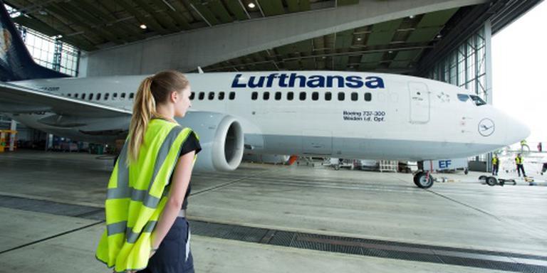Lufthansa somberder over 2016