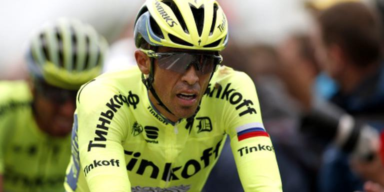 Sagan leeft mee met aangeslagen Contador
