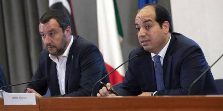 Italië wil af van wapenembargo tegen Libië