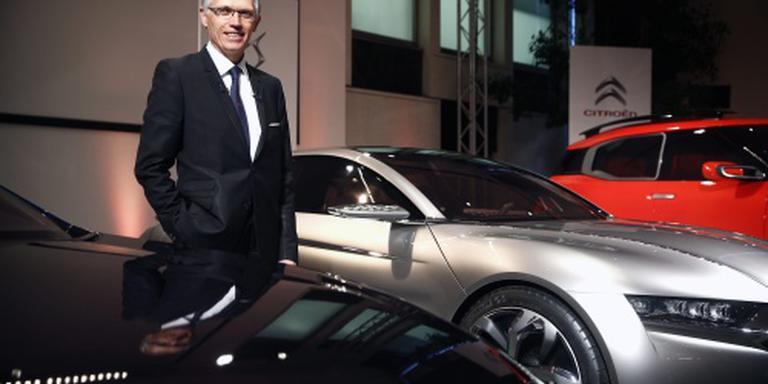 Franse kritiek op beloning topman Peugeot
