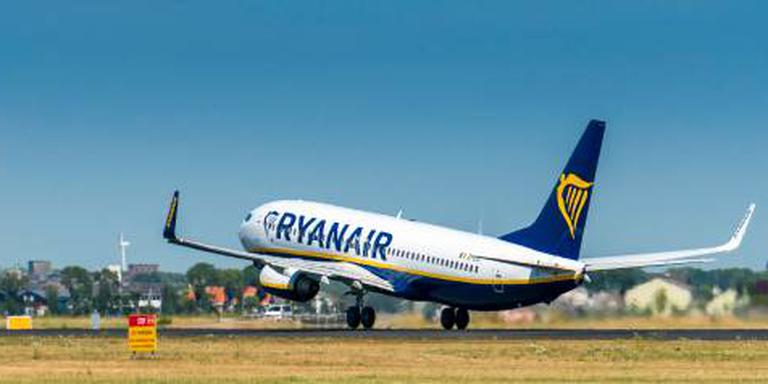 Bond kondigt staking Ryanair Nederland aan