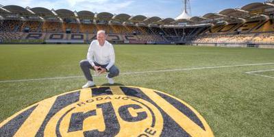 Roda JC stelt trainer Molenaar op non-actief