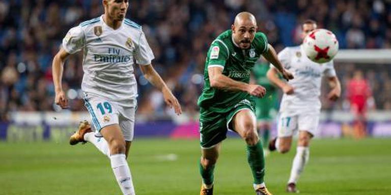 Real verhuurt Achraf aan Dortmund