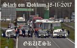 Foto herdenkingsvlag 'pietenblokkade'. FOTO FACEBOOK