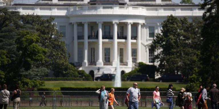 Gewapende man bij Witte Huis neergeschoten