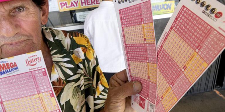 Recordjackpot in Amerika niet gevallen