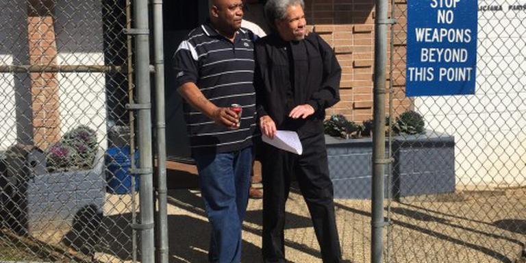 Eenzaamste gevangene in VS na 43 jaar vrij